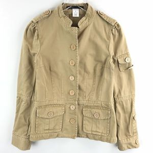 Marc Jacobs Military Blazer (8) - Tan